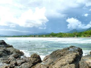Beautiful Jaco beach